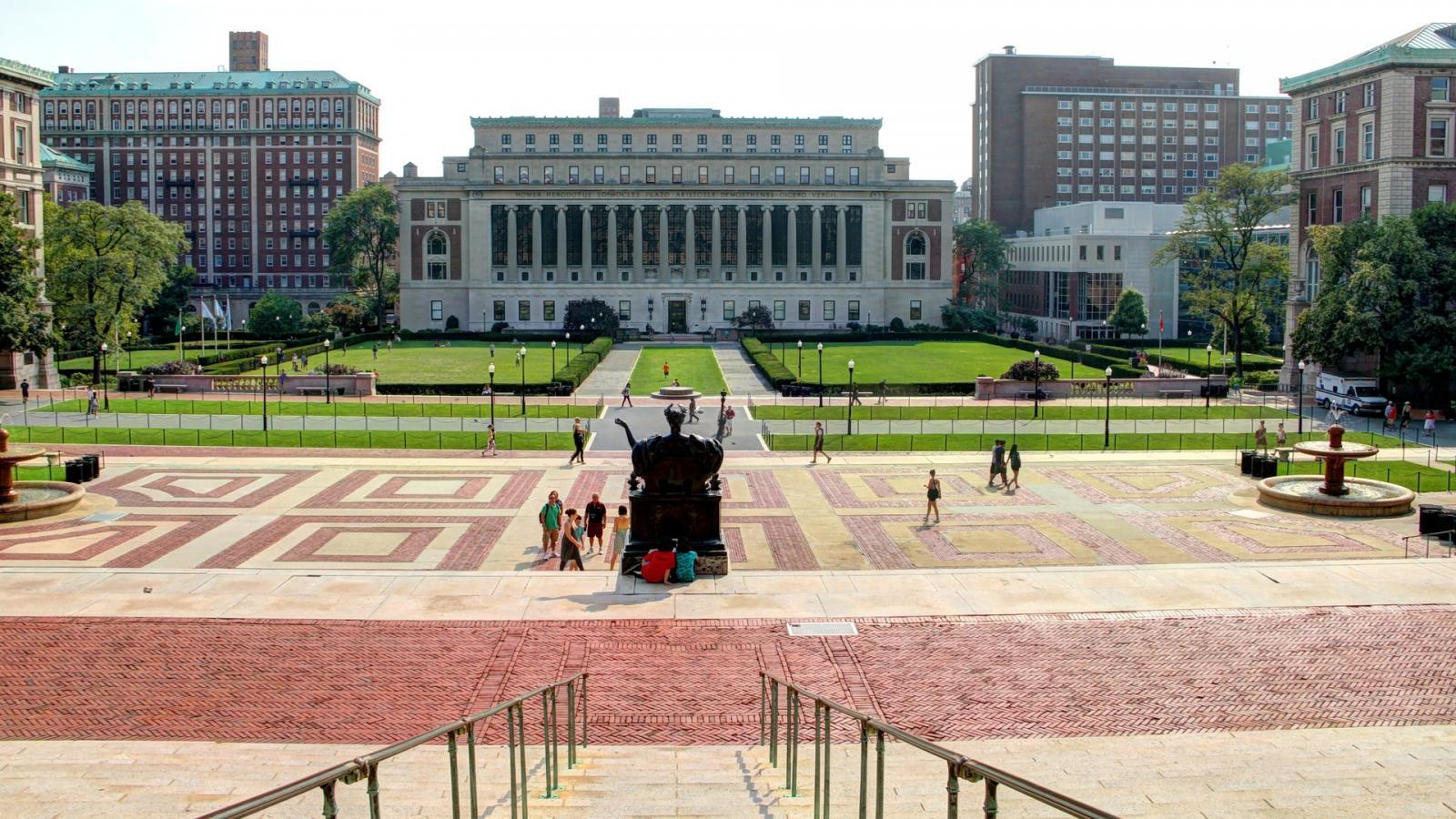 Columbia Üniversitesi Yaz Okulu - Amerika'da Yaz Okulu Programı