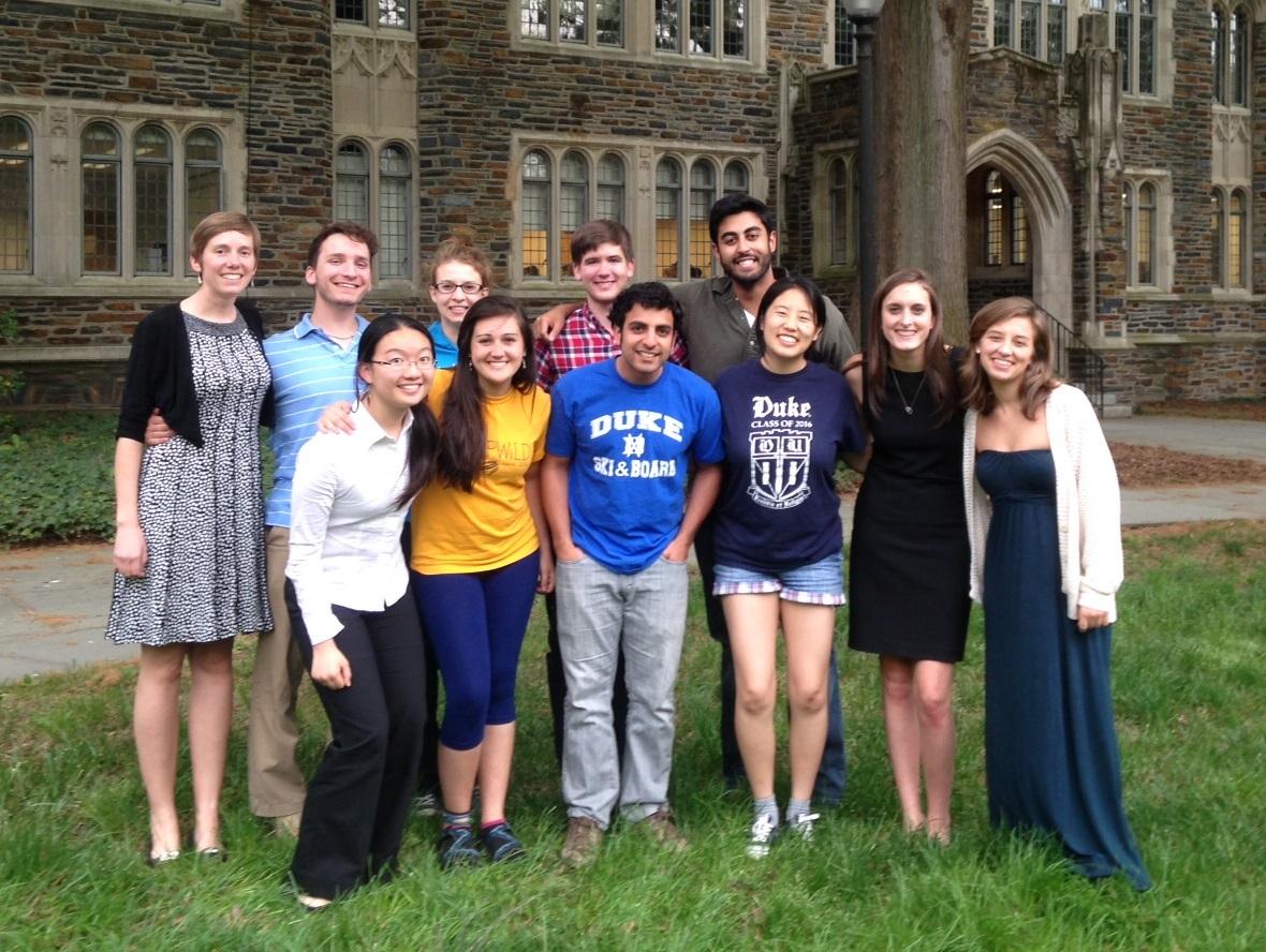 Duke Üniversitesi Yaz Okulu - Amerika'da Yaz Okulu Programı