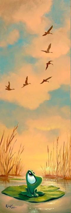 Rob Kaz - Flying South