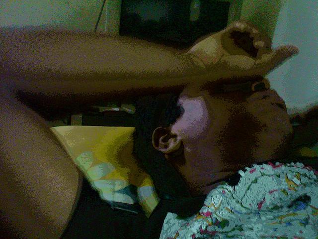 Kaygıdan Uyuyamamak