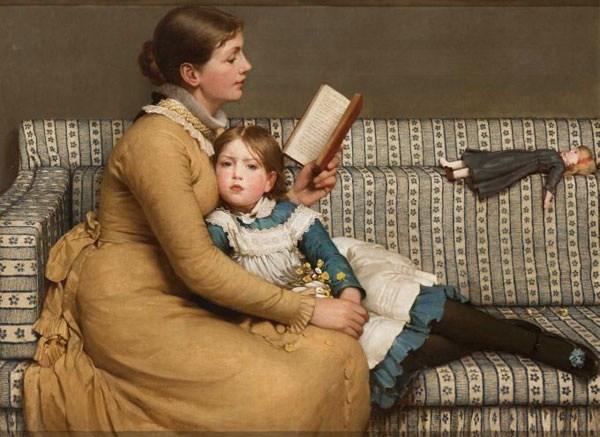 Anne-Çocuk İlişkisi