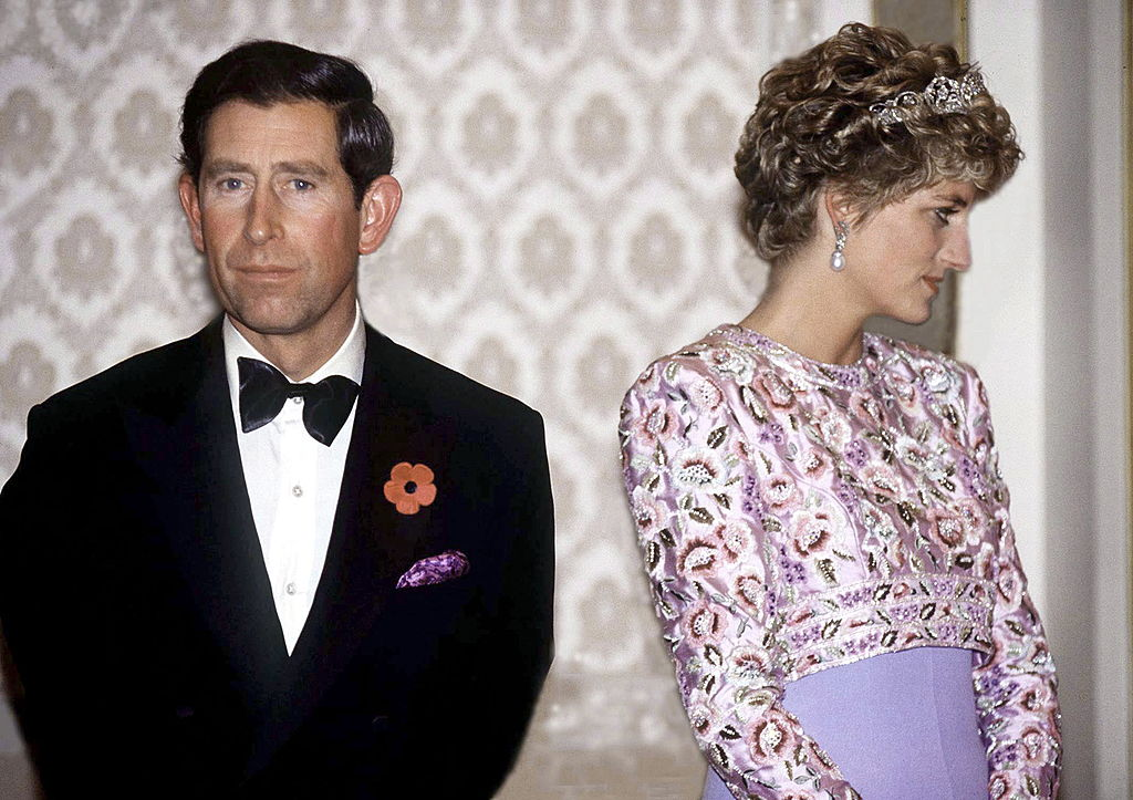 İlişkilerde Vücut Dili - Prenses Diana ve Prens Charles